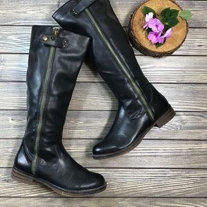 Mia Cammi knee boots sz 7.5